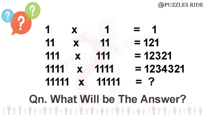 High Level Multiplication Puzzle
