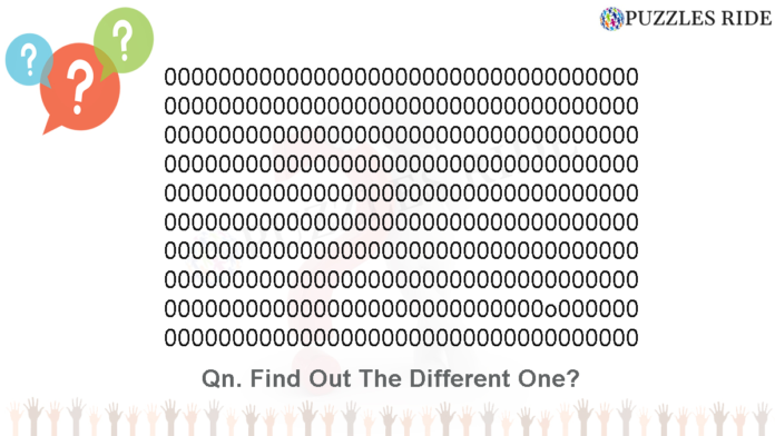 Odd One Out IQ Test