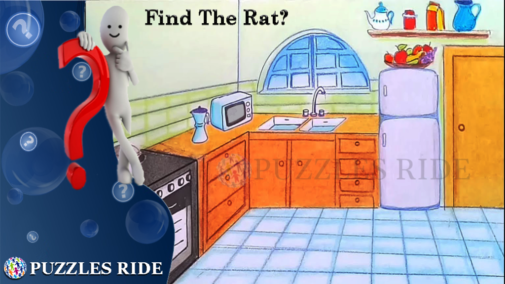 can you see the rat