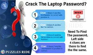 find the laptop password answer